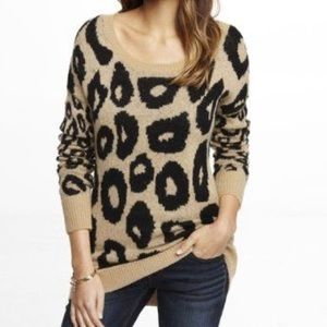 Express | Soft Leopard Sweater